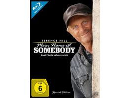 Mein Name ist Somebody Special Edition Limited Edition 2 BRs Bonus BR