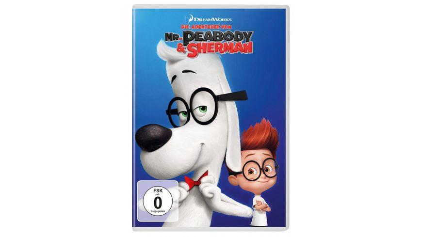 Die Abenteuer von Mr Peabody Sherman