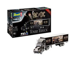 Revell 07453 Truck Trailer AC DC Limited Edition