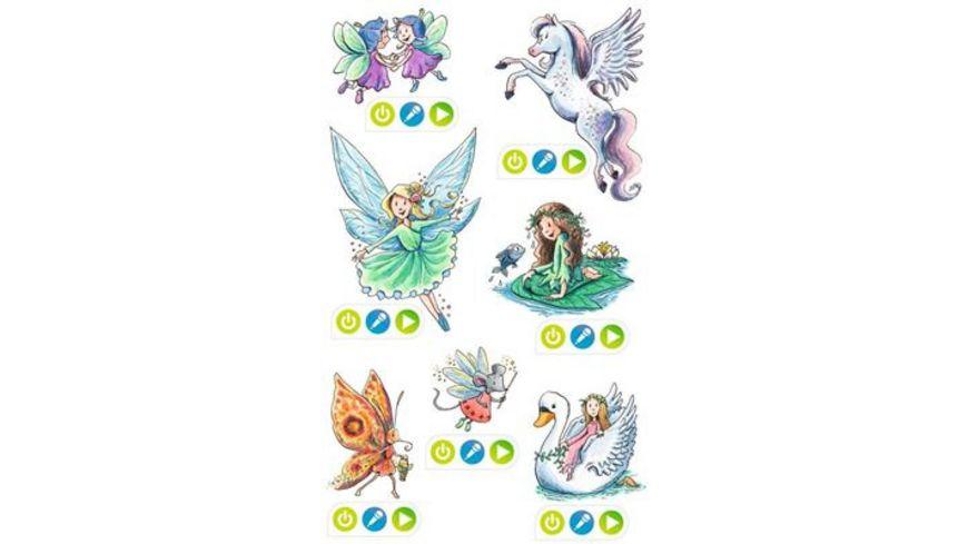 Ravensburger Spiel tiptoi CREATE Sticker Elfen
