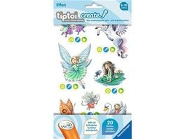 Ravensburger tiptoi Create Sticker Elfen
