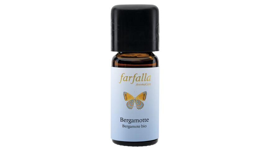 Farfalla Bergamotte bio