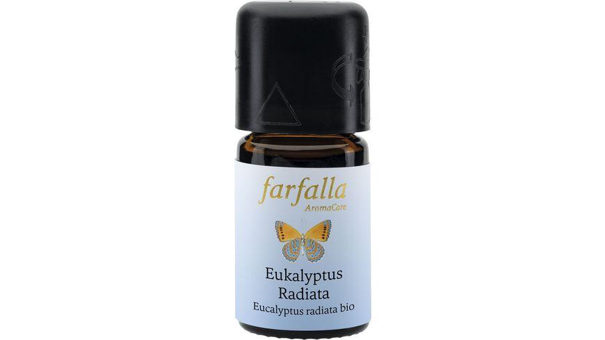 Farfalla Eukalyptus radiata bio Wildsammlung