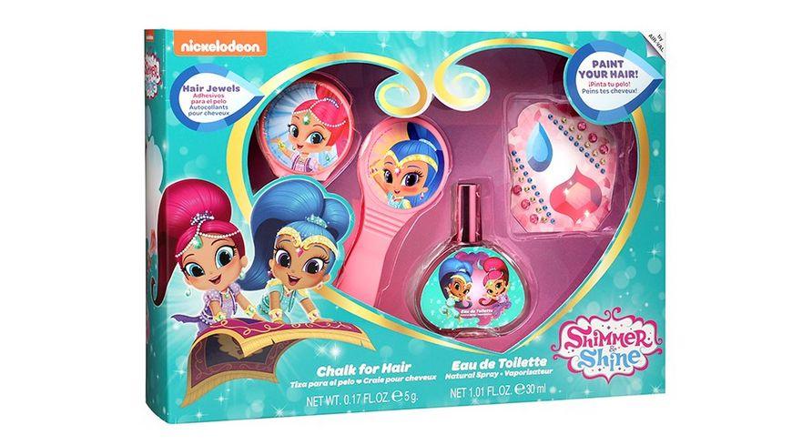Air Val Shimmer Shine Geschenkset EDT 30ml Haarkosmetik
