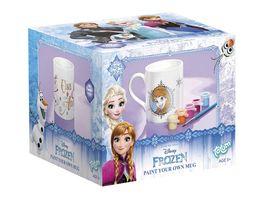 Totum Frozen Tasse zum Anmalen