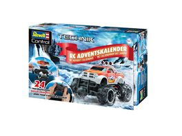 Revell Control 01019 RC Adventskalender Offroad Truck
