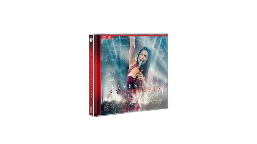 Synthesis Live DVD CD