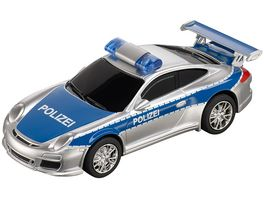 Carrera DIGITAL 143 Porsche 997 GT3 Polizei