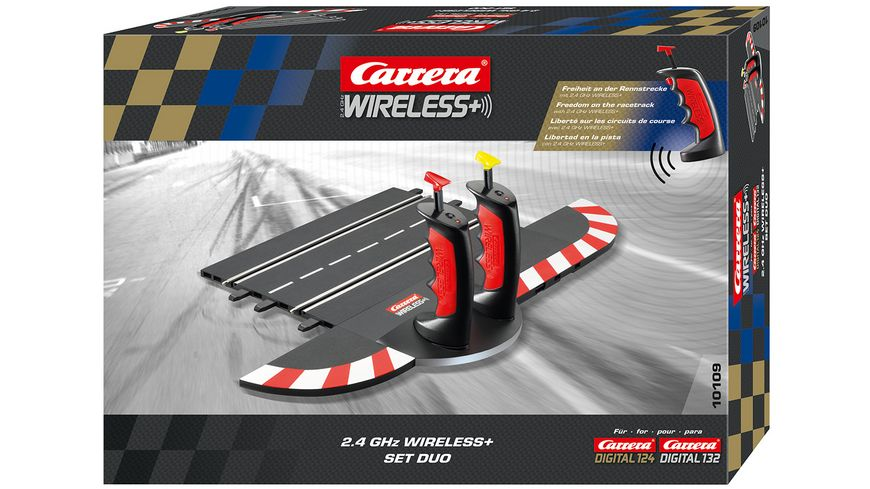 Carrera DIGITAL 132 WIRELESS SET DUO