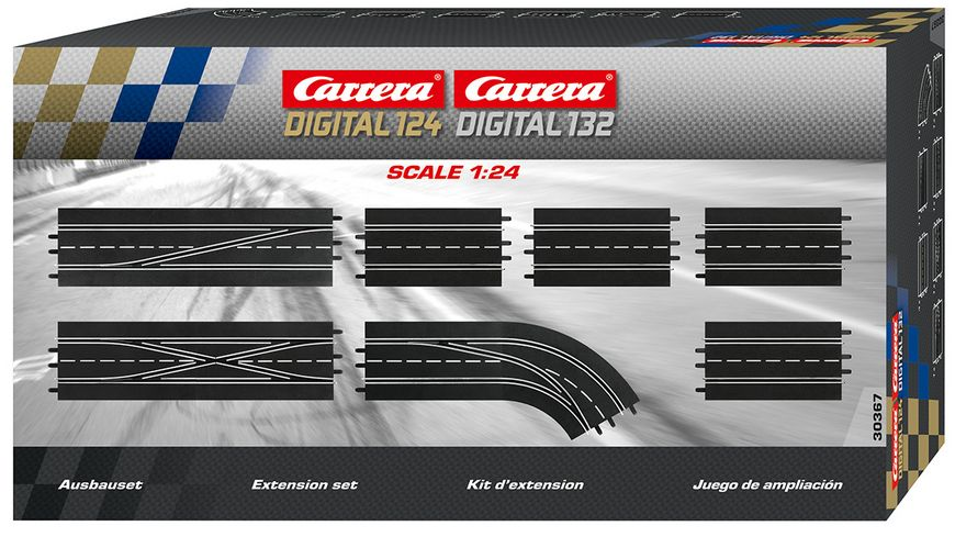 Carrera DIGITAL 132 Digital 124 132 Ausbauset