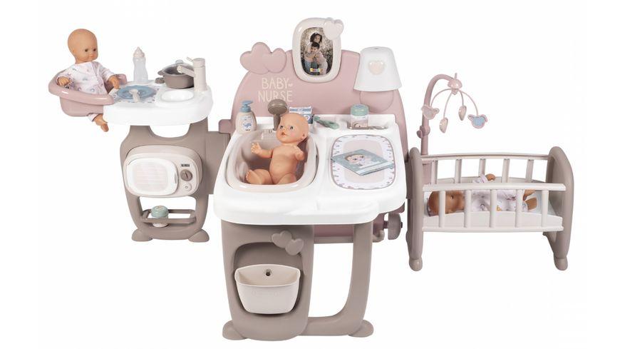 Smoby Baby Nurse Puppen Spielcenter Online Bestellen Muller