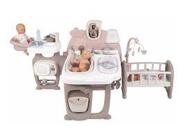 Smoby Baby Nurse Puppen Spielcenter