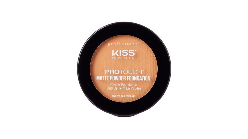 KISS Professional New York KNP Powder Foundation