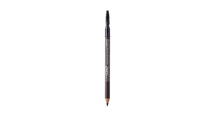 KISS Professional New York Top Brow Wooden Pencil