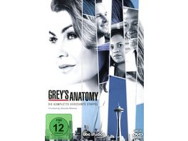 Grey s Anatomy Staffel 14 6 DVDs