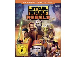 Star Wars Rebels Die komplette vierte Staffel 2 BRs