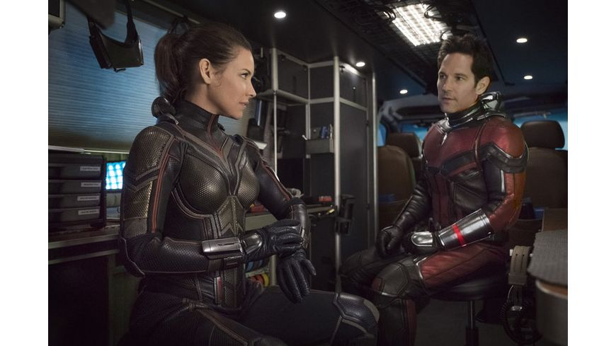 Ant Man and the Wasp
