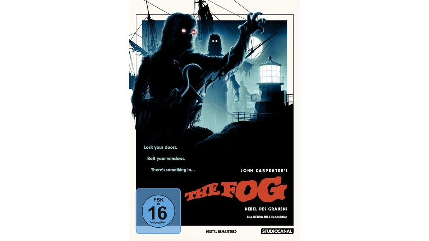 The Fog Nebel des Grauens Digital Remastered