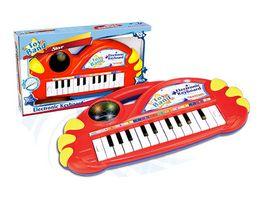 Bontempi Elektronik Tisch Keyboard mit 22 Tasten