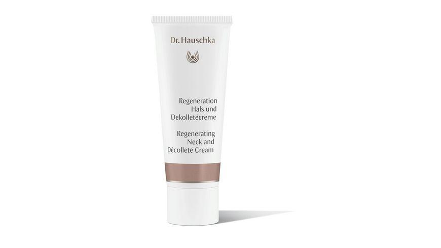 DR HAUSCHKA Regeneration Hals und Dekolletecreme