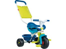 Smoby Dreirad Be Fun Komfort blau