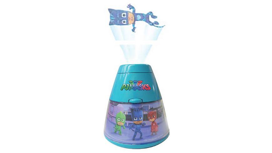 Joy Toy PJ Masks Lampe 2 in 1