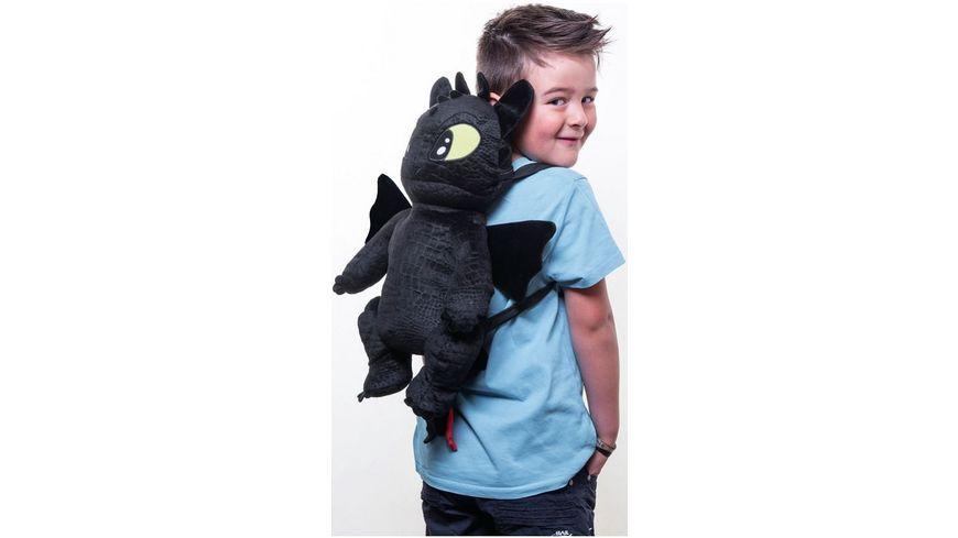 Joy Toy Dragons Ohnezahn Rucksack