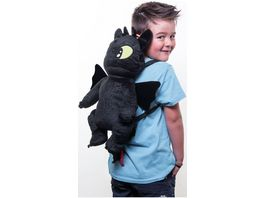 Joy Toy Dragons Ohnezahn Rucksack