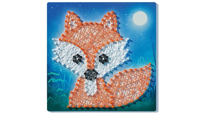 Ravensburger Beschaeftigung String it Midi Panda Fox