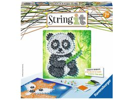 Ravensburger Beschaeftigung String it Midi Panda Fox