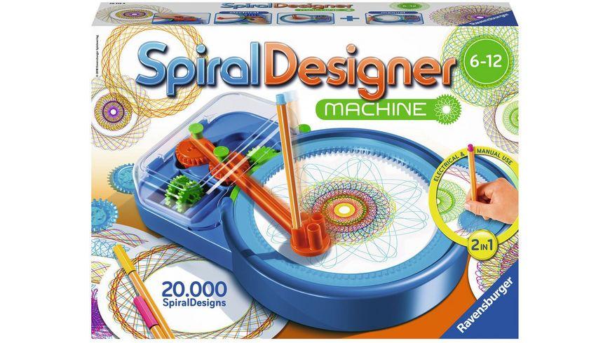 Ravensburger Beschäftigung - Spiral-Designer-Maschine