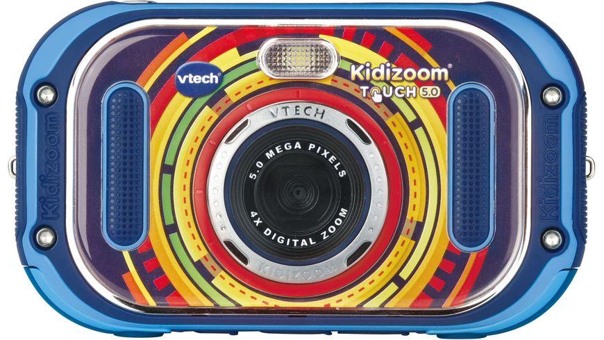 VTech Kidizoom Touch 5 0 blau