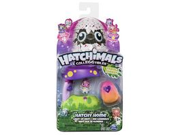 Spin Master Hatchimals CollEGGtibles Light Up Nest Forest