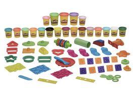 Hasbro Play Doh Kreativset 45 Teile 20 Dosen