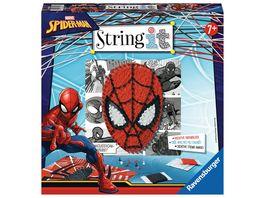 Ravensburger Beschaeftigung String it Midi Lizenz Marvel Spiderman