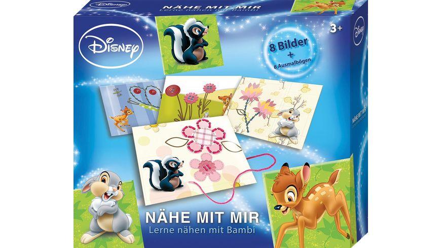 Lena Disney Bambi Naehe mit mir
