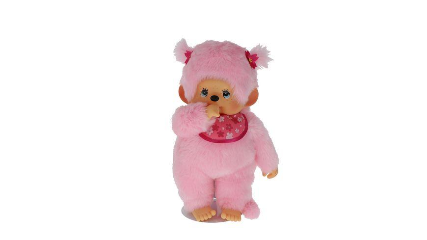 Monchhichi Maedchen Pink Lady 45 cm