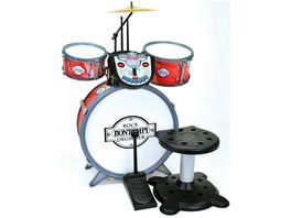 Bontempi Schlagzeug mit elektronischem Modul