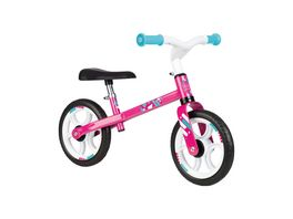 Smoby 770205 Laufrad First Bike rosa