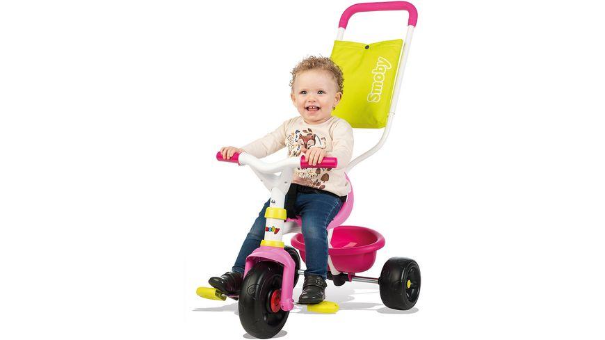 Smoby Dreirad Be Fun Komfort rosa
