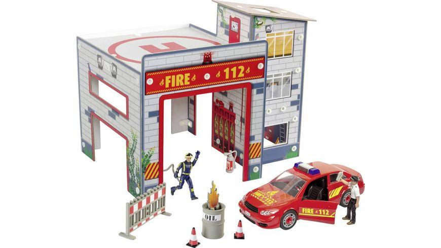 Revell 00850 Junior Kit Spielset Feuerwache