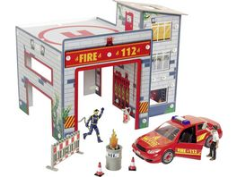 Revell 00850 Junior Kit Spielset Feuerwache