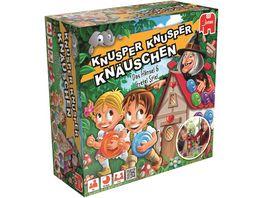 Jumbo Spiele Knusper Knusper Knaeuschen