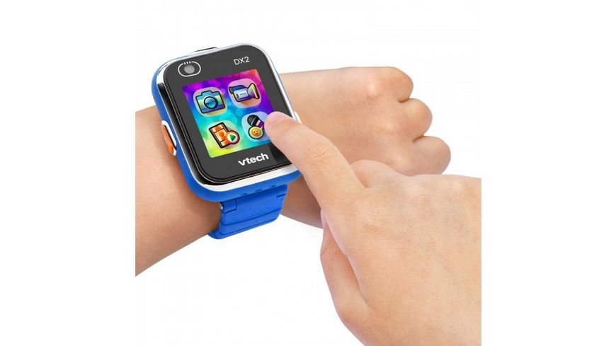 VTech Kidizoom Kidizoom Smart Watch DX2 blau