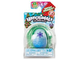 Spin Master Hatchimals CollEGGtible Hatchy Holiday Figur
