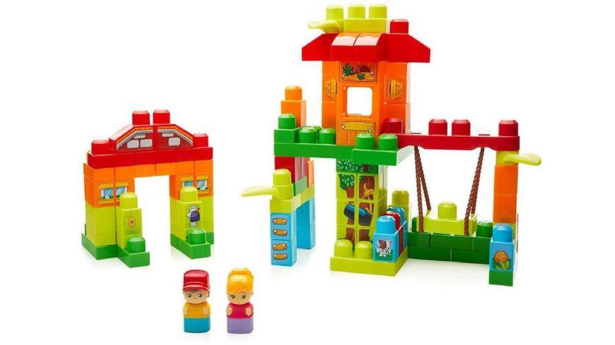 Fisher Price Mega Bloks Baumhaus Spielplatz