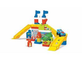 Fisher Price Mega Bloks Rennauto Werkstatt