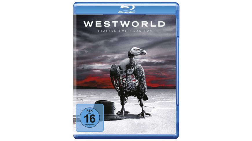Westworld Staffel 2 Limitierte Edition 3 BRs