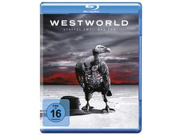 Westworld Staffel 2 Bluray