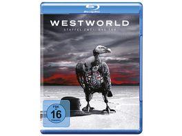 Westworld Staffel 2 Limitierte Edition 3 BRs
